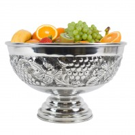 """Brookberry Hall"" Grape Design Fruit Bowl"