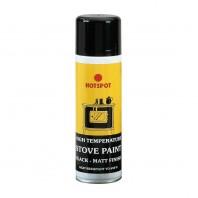 Heat Resistant Black Paint - 150ml