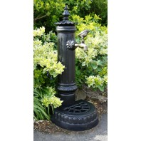 """Pemberley"" Garden Faucet or Tap stand"