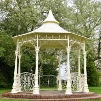 """Lady Leticia Dream Carousel"" Bandstand Pavilion - 3.4m"