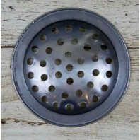 "Iron 4¾"" Diameter Cupboard Vent"