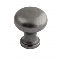 """Ribble Valley"" Iron Cabinet Knob"