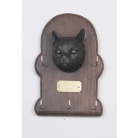 General Cat Key Holder