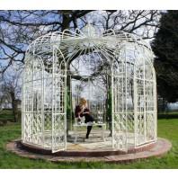 """Lady Belladonna Cristiana"" Garden Pavilion"