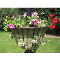 Florentine Design Small Lamp Post Basket