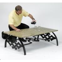 Desert Sands Rectangular Granite coffee Table