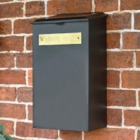 "Large ""Pevensey Square"" Newspaper and Parcel Holder"