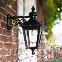 Standard Victorian Top-Fix Wall Lantern 61 x 46cm