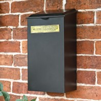 "Medium ""Pevensey Square"" Newspaper and Parcel Holder"