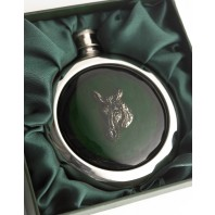Donkey Stainless Steel Whisky Flask