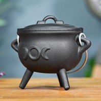 Crescent Moon Cauldron