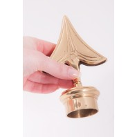 "Curtain Finial - ""Nottingham Arrow"""