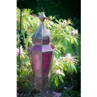 """""""Souk Mellal"""" Ornate Marrakech Lantern"""