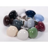 Porcelain Knobs - Various Colours