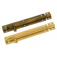 """Thorpheath Court"" Solid Brass Door Bolt"