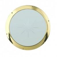Brass Porthole Frames Only