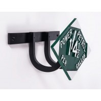 Power Petrol Enamel Hose Holder