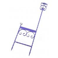 Lilac Boot Scraper