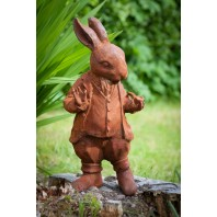"""Classic Brer Rabbit"" Garden Sculpture"