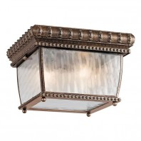 Renaissance Style Flush Mount Ceiling Light