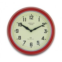 Retro Radio Controlled Wall Clock