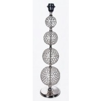 """""""Amia Avenue"""" Spherical Tower Table Lamp"""