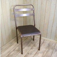 Rustic Iron Vintage Chair