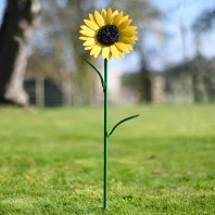 Sunflower Garden Flower Spike