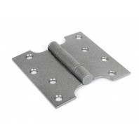 Short Pewter Parliament Hinge Pair