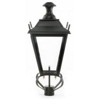Black Dorchester Lantern 70cm