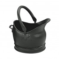 Small Traditional 'Helmet' Coal Bucket