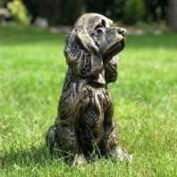 Spaniel Dog Sculpture