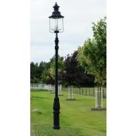 """Belgravia"" Extra Large Lamp Post & Lantern - 5m"