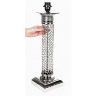 """Hilldridge Avenue"" Contemporary Pillar Lamp"