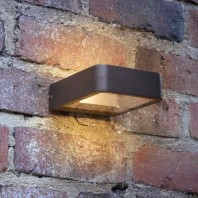 Square Contemporary Wall Light