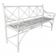"The ""Medhurst"" Iron Garden Bench"