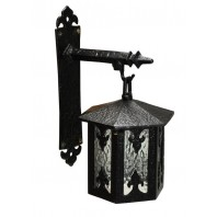 """Tytherington House"" Traditional Hanging Wall Lantern"