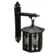 """Tytherington House"" Traditional Hanging Wall Lantern"