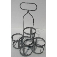 Traditional Wine Bottle Carrier
