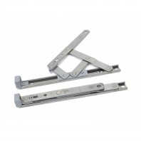 Stainless Steel Defender Friction Hinge - Top Hung 8""