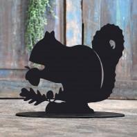 Squirrel Iron Door Stop