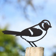Sparrow Fence Topper- Black
