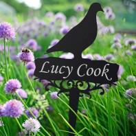 Pigeon Memorial Ground Spike