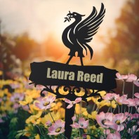 Liver Bird Memorial Ground Spike