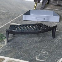 Curved Fire Grate