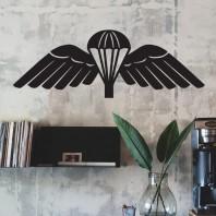 Military 'Parachute Wings' Badge