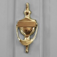 Traditional Victorian Urn Style Door Knocker