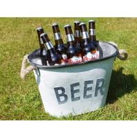 Vintage Beer Bucket