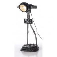 Vintage Motor Scooter Lamp