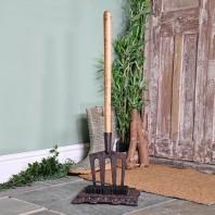 'Emily' Garden Fork Boot Brush